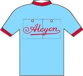 Alcyon - Dunlop 1948 shirt