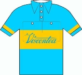 Viscontea 1948 shirt