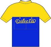 Dilecta - J.B. Louvet - Wolber 1948 shirt