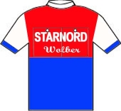Starnord - Wolber 1948 shirt