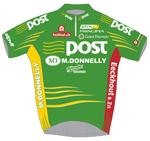 AN Post - Sean Kelly Team 2009 shirt