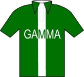 Gamma 1957 shirt