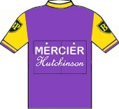 Mercier - BP - Hutchinson 1957 shirt