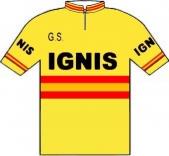 Ignis - Doniselli 1957 shirt