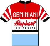 Saint Raphaël - R. Geminiani - Dunlop - Quinquina 1957 shirt