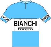 Bianchi - Pirelli 1957 shirt