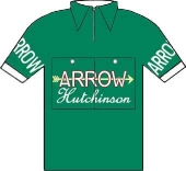 Arrow - Hutchinson 1957 shirt
