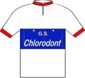 Leo - Chlorodont 1957 shirt