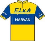 Elvé - Marvan 1957 shirt