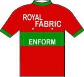 Royal-Fabric - Enform 1957 shirt