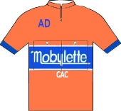 Mobylette - Caobania 1957 shirt