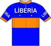 Libéria - Hutchinson - D'Alessandro 1957 shirt