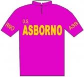 Asborno - Frejus 1957 shirt