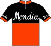 Mondia 1957 shirt