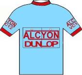 Alcyon - Dunlop - Leroux 1957 shirt