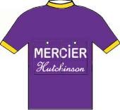 Mercier - Hutchinson 1951 shirt