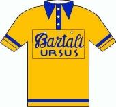 Bartali - Ursus 1951 shirt