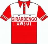 Girardengo - Ursus 1951 shirt