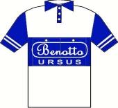 Benotto - Ursus - Fiorelli 1951 shirt