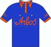 Arbos - Talbot 1951 shirt