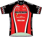 Blitzen Utsunomiya Pro Racing 2009 shirt