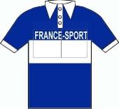 France-Sport - Dunlop 1951 shirt