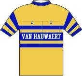 Van Hauwaert 1951 shirt