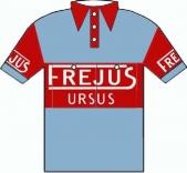 Frejus - Ursus 1951 shirt