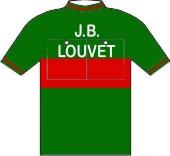 J.B. Louvet 1951 shirt