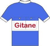 Gitane - Hutchinson 1955 shirt