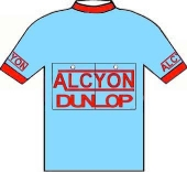 Alcyon - Dunlop 1955 shirt