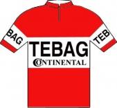 Tebag - Continental 1955 shirt