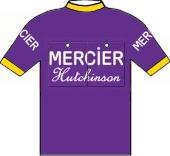 Mercier - BP - Hutchinson 1955 shirt