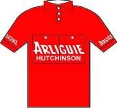 Arliguie - Hutchinson 1955 shirt