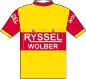 Ryssel - Wolber 1955 shirt