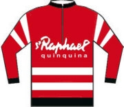 Saint Raphaël - R. Geminiani - Dunlop 1955 shirt