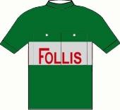 Follis - Dunlop 1955 shirt