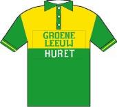 Groene Leeuw 1955 shirt