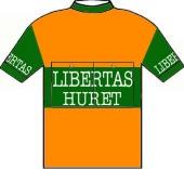 Libertas - Girardengo - Huret 1955 shirt