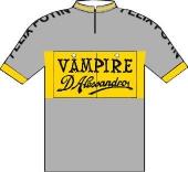 Vampire - D'Alessandro 1955 shirt