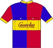 Peña Solera - Cacaolat 1955 shirt