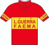 Faema - Guerra 1955 shirt