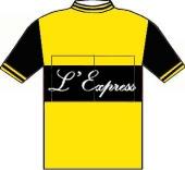 L'Express 1955 shirt