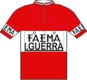 Faema - Guerra - Van Hauwaert 1956 shirt