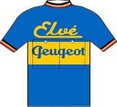 Elvé - Peugeot 1956 shirt