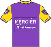 Mercier - BP - Hutchinson 1956 shirt