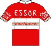 Essor - Leroux - Hutchinson 1956 shirt