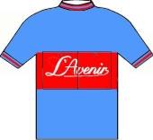 L'Avenir 1956 shirt