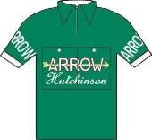 Arrow - Hutchinson 1956 shirt