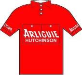 Arliguie - Hutchinson 1956 shirt